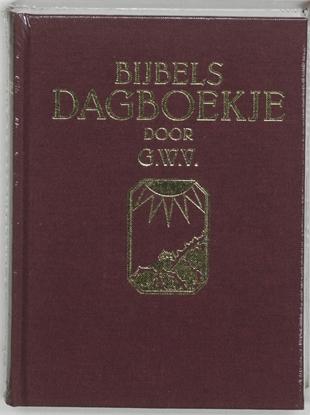 Afbeeldingen van Bijbels dagboekje
