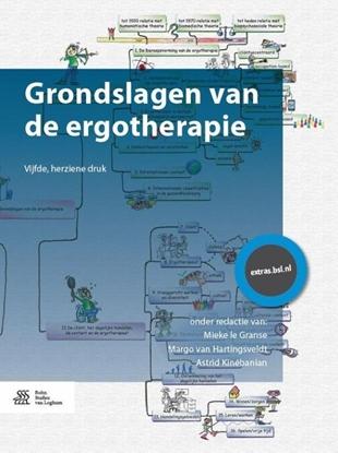 Afbeeldingen van Grondslagen van de ergotherapie