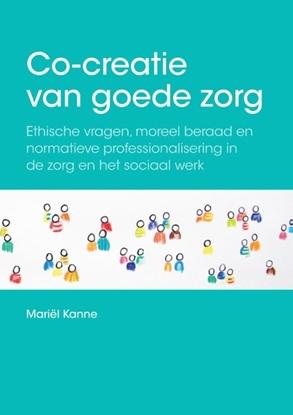 Afbeeldingen van Co-creatie van goede zorg; Co-creation of good care