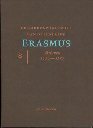 Afbeeldingen van De correspondentie van Desiderius Erasmus 8
