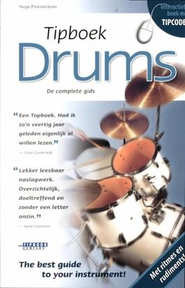 Afbeeldingen van Tipboek Drums