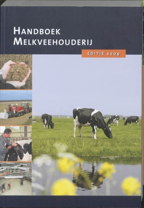 Afbeeldingen van Handboek Melkveehouderij