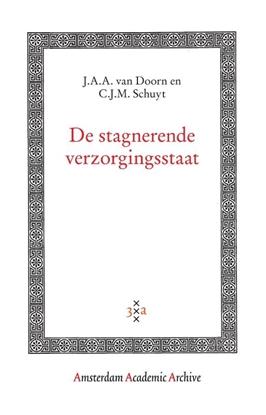 Afbeeldingen van Amsterdam Academic Archive De stagnerende verzorgingsstaat