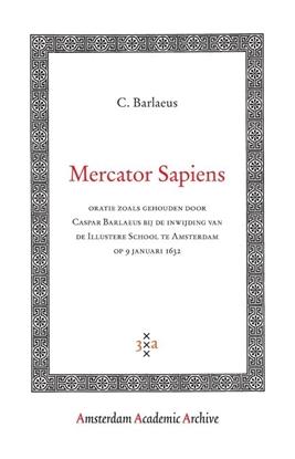 Afbeeldingen van Amsterdam Academic Archive Mercator Sapiens