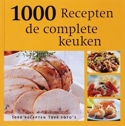 Afbeeldingen van Complete keuken 1000 recepten