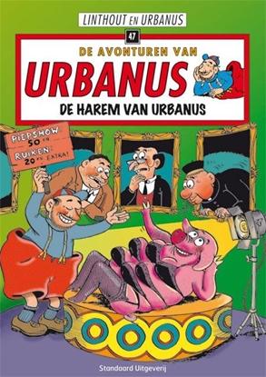 Afbeeldingen van De avonturen van Urbanus De harem van Urbanus