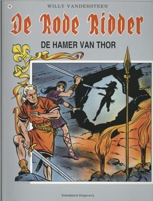 Afbeeldingen van De Rode Ridder De hamer van thor