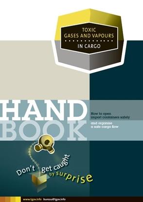Afbeeldingen van Handbook Toxic gases and vapours in cargo