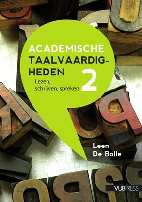 Afbeeldingen van Academische taalvaardigheden 2