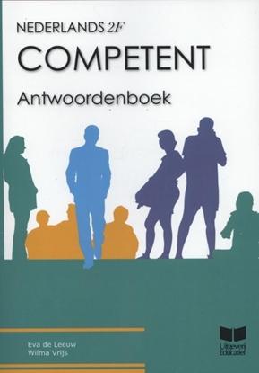 Afbeeldingen van Competent Nederlands 2F 2F Antwoordenboek