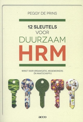 Afbeeldingen van 12 sleutels voor duurzaam HRM