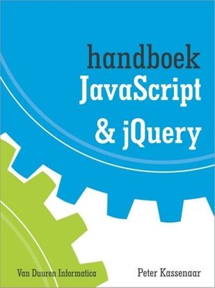 Afbeeldingen van Handboek Handboek Javascript en JQuery