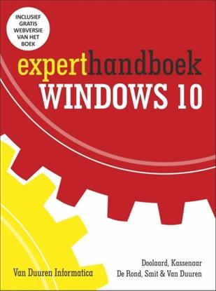 Afbeeldingen van Experthandboek Windows 10