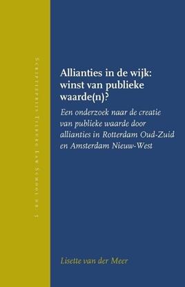Afbeeldingen van Allianties in de wijk: winst van publieke waarde(n)?