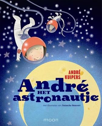 Afbeeldingen van Andre het astronautje