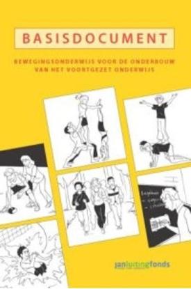 Afbeeldingen van Basisdocument bewegingsonderwijs voor de onderbouw van het voortgezet onderwijs