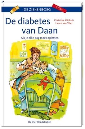 Afbeeldingen van De ziekenboeg extra De diabetes van Daan