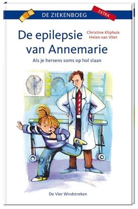 Afbeeldingen van De ziekenboeg extra De epilepsie van Annemarie
