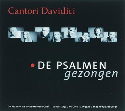Afbeeldingen van Cantori davidici, de psalmen gezongen