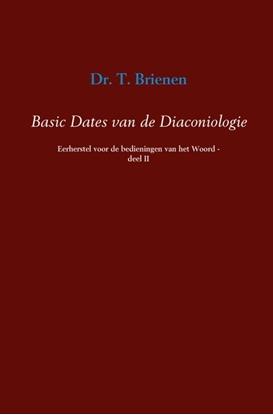Afbeeldingen van Basic dates van de diaconiologie II
