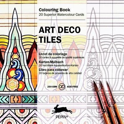 Afbeeldingen van Art Deco Tiles
