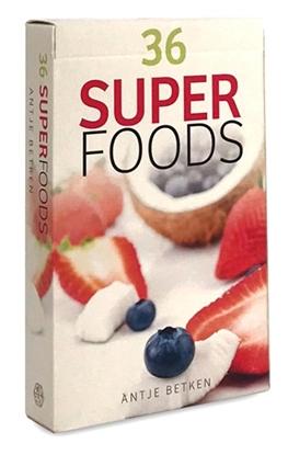 Afbeeldingen van 36 Superfoods
