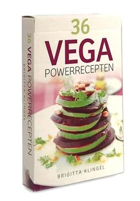 Afbeeldingen van 36 Vega powerrecepten