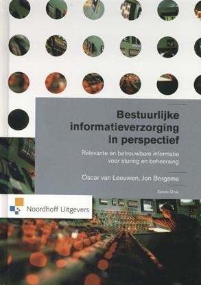 Afbeeldingen van Bestuurlijke informatieverzorging in perspectief