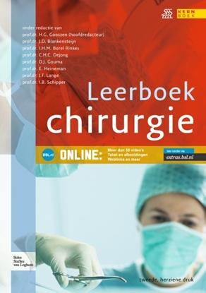 Afbeeldingen van Leerboek chirurgie