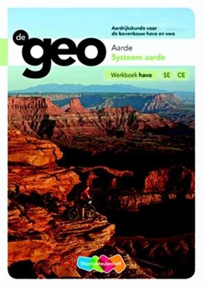 Afbeeldingen van De Geo Aarde, systeem aarde Havo SE CE Werkboek
