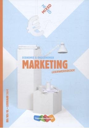 Afbeeldingen van Mixed Marketing BB/KB/GL leerjaar 3 & 4 Leerwerkboek