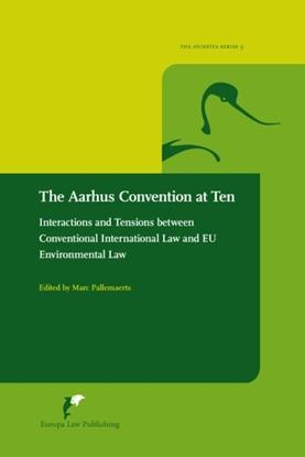 Afbeeldingen van Avosetta Series The Aarhus Convention at Ten