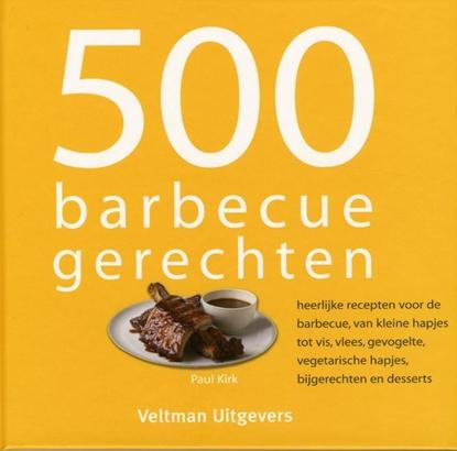 Afbeeldingen van 500 barbecuegerechten