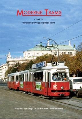 Afbeeldingen van Moderne trams Deel 2 vierassers vervolg en gelede trams