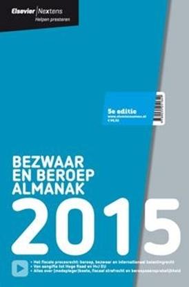 Afbeeldingen van Bezwaar en beroep almanak 2015