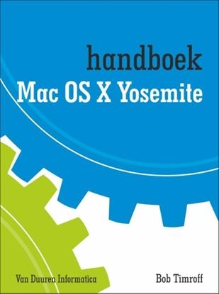 Afbeeldingen van Handboek OS X Yosemite