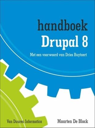 Afbeeldingen van Handboek Drupal 8