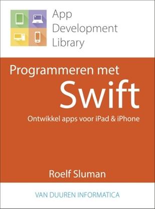 Afbeeldingen van App Development Library Programmeren met Swift