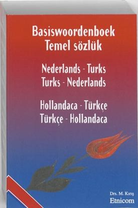 Afbeeldingen van Basiswoordenboek Nederlands-Turks/Turks-Nederlands