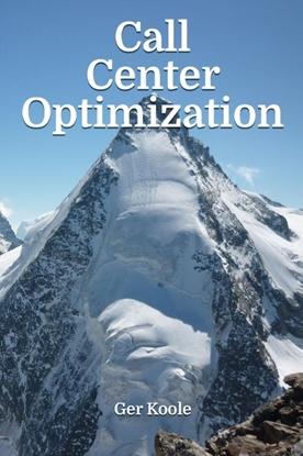 Afbeeldingen van Call center optimization