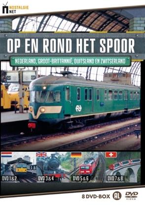 Afbeeldingen van *Op en rond het spoor - Verzamelbox