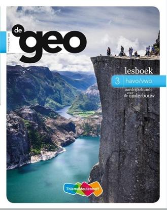 Afbeeldingen van De Geo 3 havo/vwo Lesboek