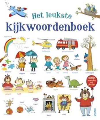 Afbeeldingen van Het leukste kijkwoordenboek