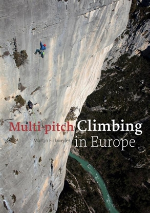 Afbeeldingen van Multi-pitch climbing in Europe