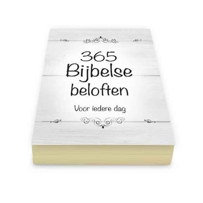 Afbeeldingen van 365 Bijbelse beloften