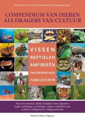 Afbeeldingen van Compendium van dieren als dragers van cultuur 3 Vissen, reptielen, amfibieën, ongewervelden, fabeldieren