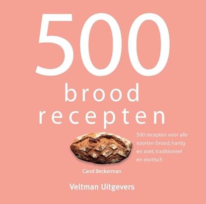 Afbeeldingen van 500 broodrecepten