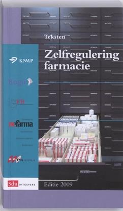 Afbeeldingen van Teksten Zelfregulering facrmacie 2009