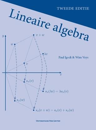 Afbeeldingen van Lineaire algebra - Tweede editie
