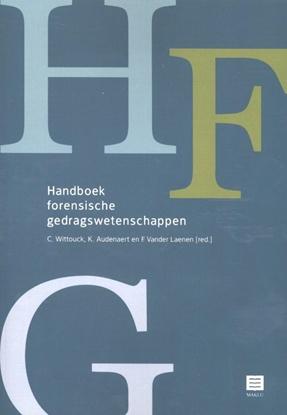 Afbeeldingen van Handboek forensische gedragswetenschappen